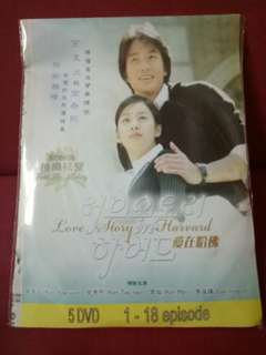 Korean Drama - Love Story In Havard