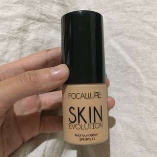 Focallure foundation shade 4 natural