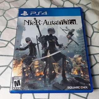🚚 PS4 Nier Automata R1