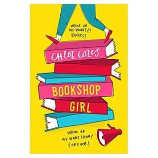 E-book English Novel - Bookshop Girl - Chloe Coles