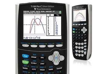 Ti-84 Plus C Graphic Calculator