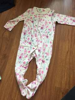Mothercare Sleepsuit (3 pcs)