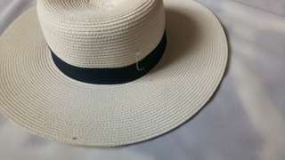 Straw Beach Hat #winsb