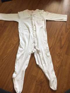 Mothercare Sleepsuits (3 pcs)