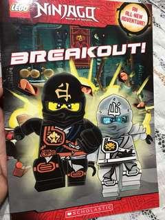 Lego Ninjago Breakout