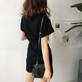 Casual Tee Dress