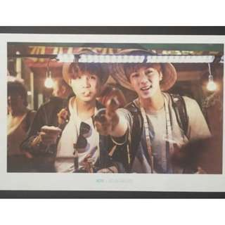 BTS Now in Thailand photocards RM Suga Jin JHope (RARE)