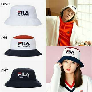 FILA HAT Summer collection