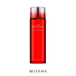 Missha Time Revolution Toner