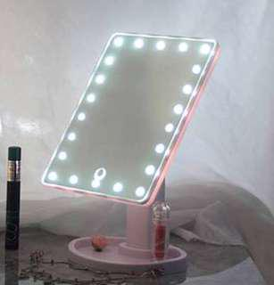 Light up mirror 360