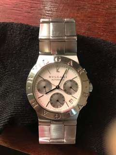 Authentic bvlgari