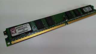 Kingston 1gb desktop ddr2 RAM
