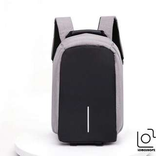 High Quality Fashion Anti-theft Security Camera Backpack With USB Charging