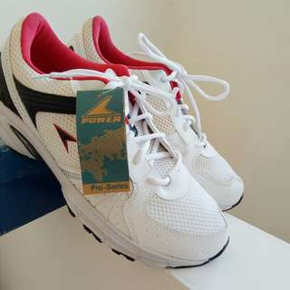 REPRICE Power Pro-Series White Shoes