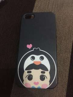 iPhone 5 Case Chibi DO EXO (Dyo Exo)