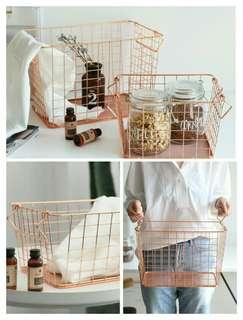 Copper Nordic Basket