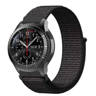 INSTOCK SAMSUNG S3 FRONTIER STRAP AND GEAR SPORT STRAP
