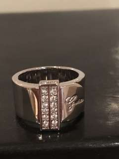 Authentic Guess Ring Small