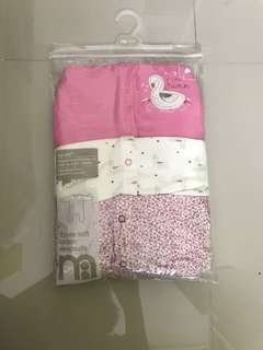 Mothercare sleepsuit girl