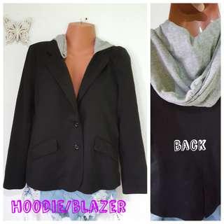 hoodie/blazer