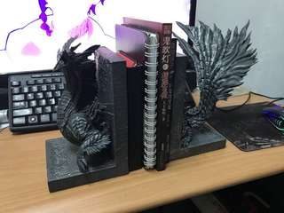 Monster Hunter 3D Fixed Book Stand