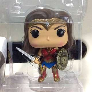 Wonder Woman Pop Doll by Funko