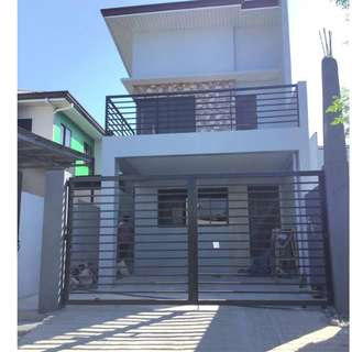 House and Lot 100sq.m Floor Area in Quezon City Batasan Hills