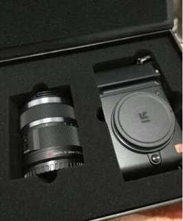 Kamera Xiaomi Mirrorless M1 Second Like New