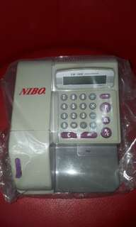 Cheque Writter Model DL5000D & CW 1800