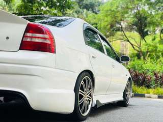 Kia Sephia Full Custom Bodykit
