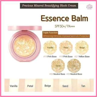 Etude Precious Mineral Beautyfying Block Balm