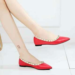 Valentino inspired sandals