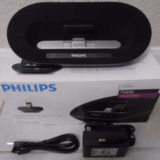 Philips Fidelio Bluetooth Docking Speaker DS3510