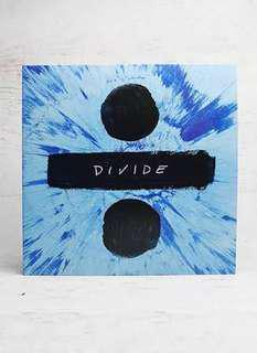 ed sheeran divide deluxe album