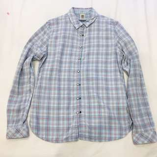 TIMBALAND Plaid Shirt