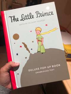 [BN] Little Prince Pop-up Book