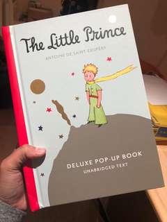 [BN] Little Prince Pop-up Book