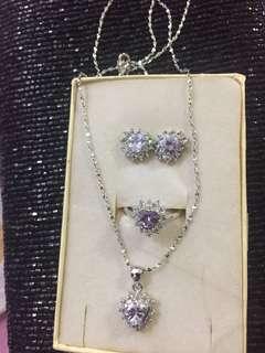 Set perhiasan dr HK import nego