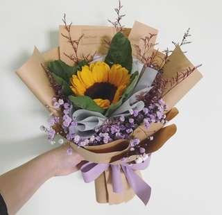 Graduation Flower Bouquet | Flower Bouquet | 花束
