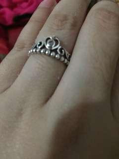 Pandora ring 92.5 silver guaranteed