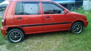 Kancil auto for letgo