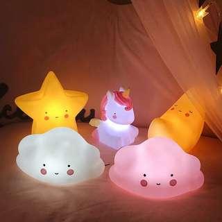 🚚 Cute & Creative night lights (insta worthy)
