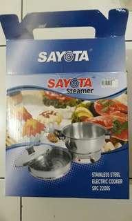 Sayota Panci Listrik SRC 2200S