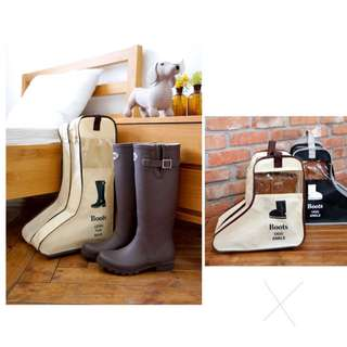 Travel shoe bag home boots storage (Min 3 pcs)