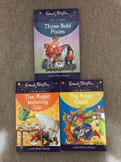Enid Blyton Books (Set Of 3)