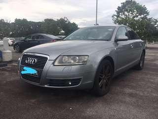 Audi A6 tini