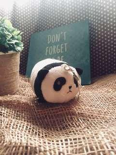 🔳Miniso Panda Keychain🔳