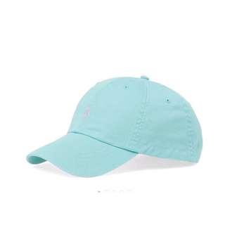 🚚 [現貨] 英國代購 美國POLO RALPH LAUREN 經典小馬棒球帽 老帽 湖水綠
