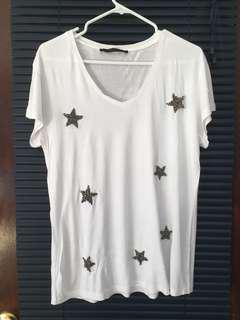 Oversized t-shirt (s-m)