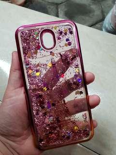 Case Glitter J7 Pro
